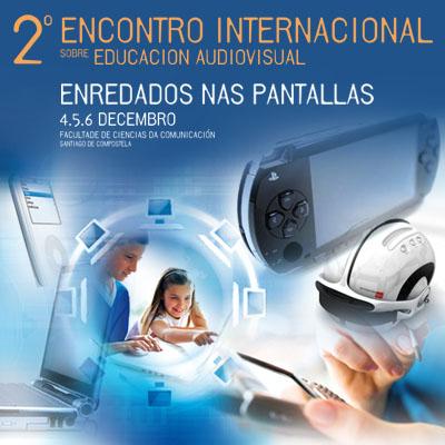 II  Encontro  Internacional sobre  Educación  Audiovisual